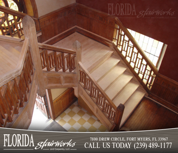 Historical Stairway Restorations in Cape Coral FL