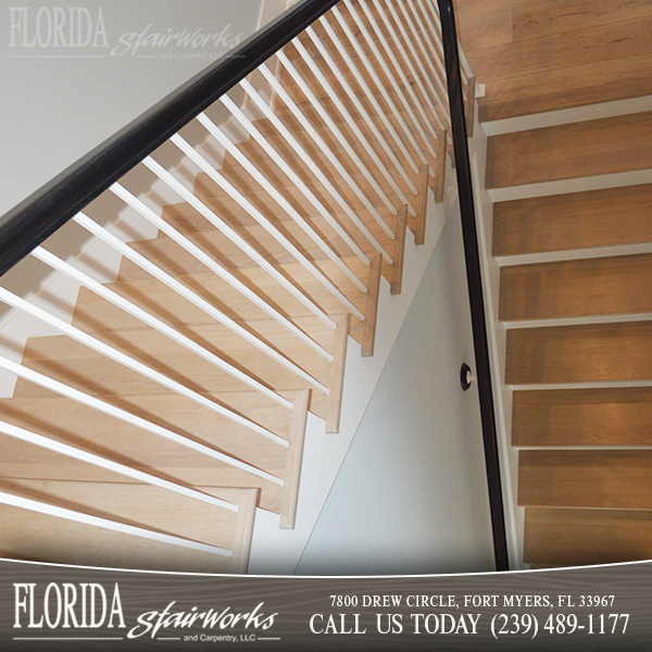 Stairway Balusters in Cape Coral FL