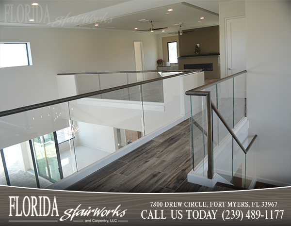 Glass Rail Systems In Fort Myers