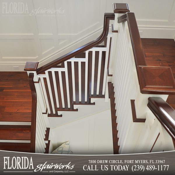 Stairway Installation in Ft Myers Florida