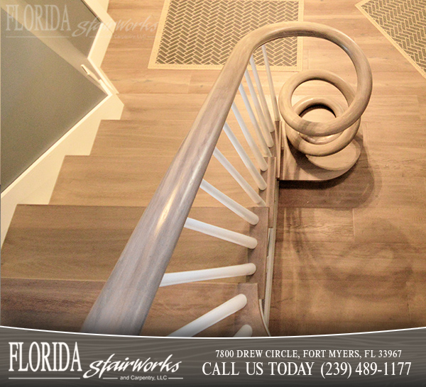 Stairways Parts and Repairs in Ft Myers Florida