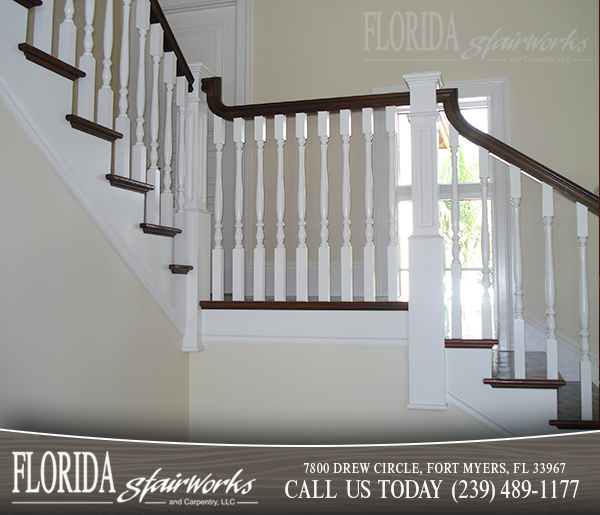 How We Create Your Stairways