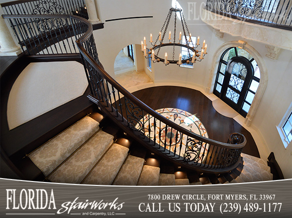 Luxury Stairways