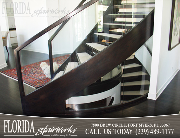 Painted Stairways And Staircases