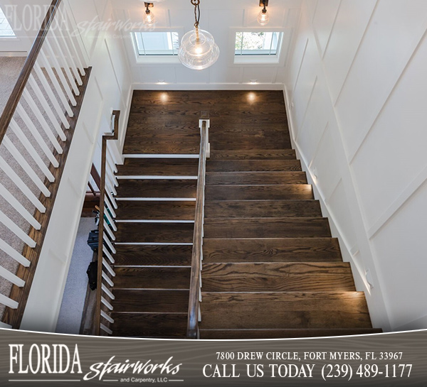 Stairway Treads in West Palm Beach Florida